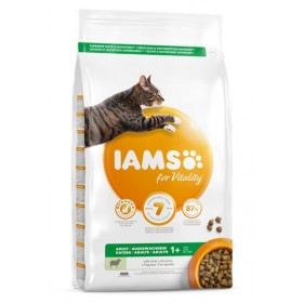 IAMS CAT ADULT AGNELLO 1,5 KG