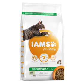 IAMS CAT ADULT AGNELLO 10 KG
