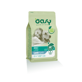 Oasy Agnello Adult Large 12 Kg